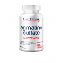 Агматин Be First Agmatine Sulfate Capsules 90 cap