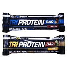 Батончик IRONMAN TRI Protein Bar 50 гр