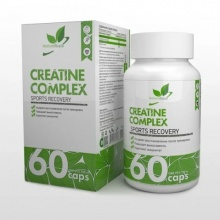Креатин NaturalSupp Creatine complex 60 caps